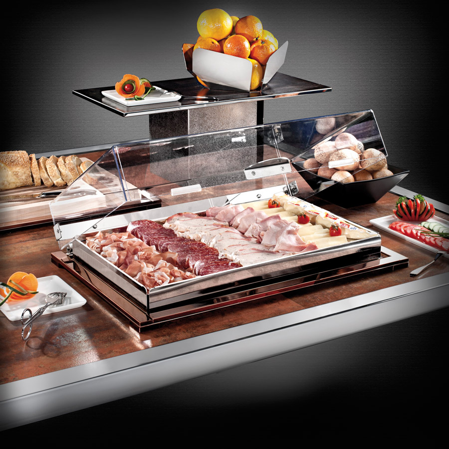 Cold cuts - Display Trays